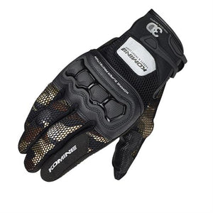 Protect 3D Mesh Gloves Motocross Riding Scooter Urban Touring Offroad Comfort Gloves