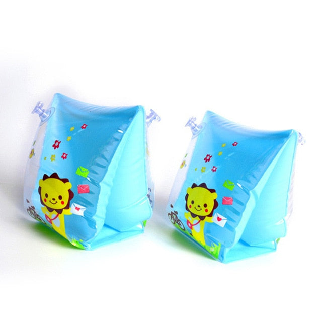1 Pair Inflatable Children Swimming Arm