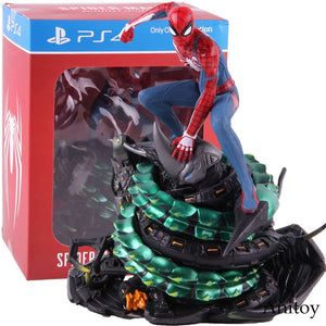 Marvel Limited PS4 Spider-Man Collectors Edition  Model Toy