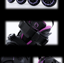 Load image into Gallery viewer, Professional Adult Women Men Slalom Skating Skate Shoes