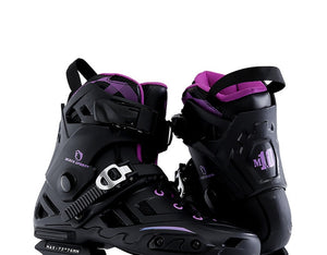 Professional Adult Women Men Slalom Skating Skate Shoes