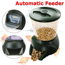Load image into Gallery viewer, Fish Tank Food Hopper Digital Automatic