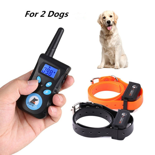 Pet Dog Training Collar Trainer