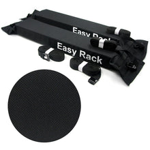 Load image into Gallery viewer, Car Roof Top Carrier Bag Black Storage Luggage for Travel