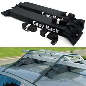 Car Roof Top Carrier Bag Black Storage Luggage for Travel