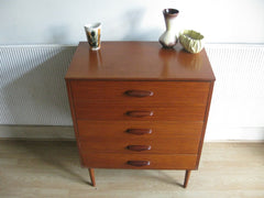 vintage chest of drawers-SOLD