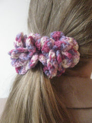 Double' wrap around' Hair corsage