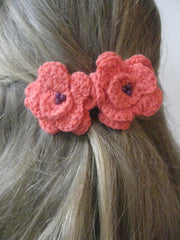 Corsage: HAIR CLIP-Hawaii retro.