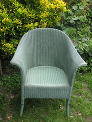 Vintage Lloyd Loom Lusty Chair-SOLD OUT