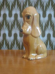 Ceramic doggy money box