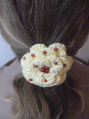 Corsage: HAIR BAND-Primrose Spring.