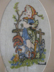 Little Girl tapestry