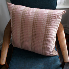Retro inspired, glamorous large cushion -SOLD OUT