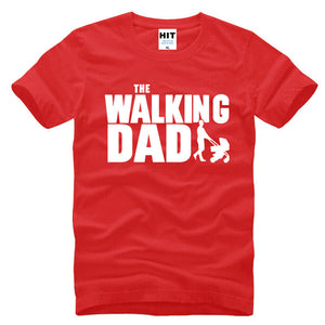 The Walking Dad Fathers T Shirt