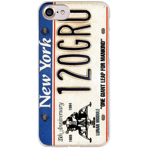 License plate number Cell Phone Case for Apple iPhone 4 4s 5 5s SE 5c 6 6s 7 7s Plus