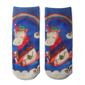 Unicorn Socks For Girls