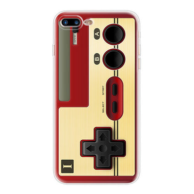 Game - Funny Soft TPU Case for iPhone 5 5S SE 6 6S 7 8 Plus X