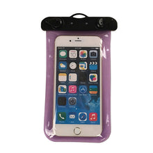 Universal Waterproof Phone Bags For iPhone 7 Plus. 5s SE 6s 8 Plus X