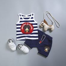 Vest and Shorts Only - Different Colors (0-4 years)