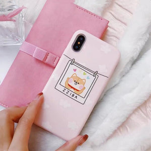Mouplayca funny case for Apple iphone 6, 6s, iphone 7, 7   plus 8 8 plus, iPhone X
