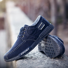 Loafers Canvas - Breathable Sneakers Casual Comfortable Shoes (6 -10)