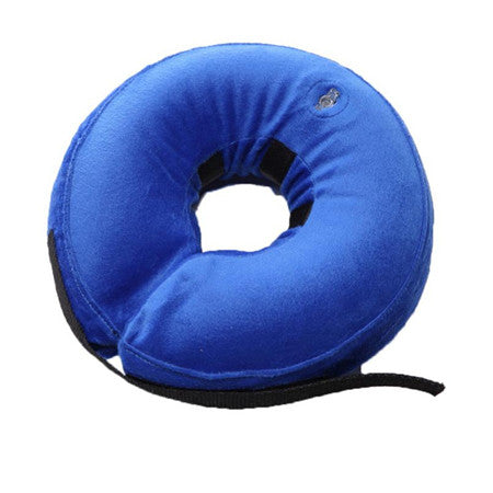 Inflatable Pet Protective Healing Collar - Available in Different Colors (S - L)