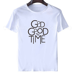 God Is Good T Shirt (S - 3XL)