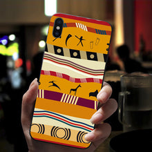 Heritage African Print iPhone Cases 5, 5s, 6, 6s, 7, 8, 8 Plus