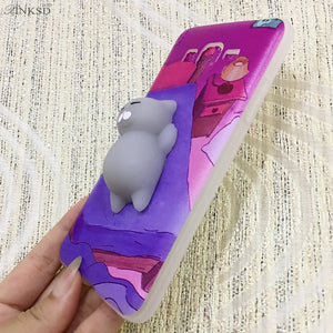 Squishy animal Phone Case For Samsung Grand Prime G530