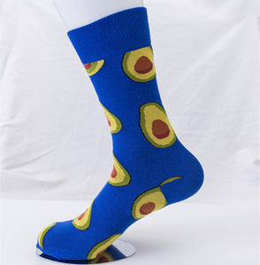 Crazy Food Donuts Taco Socks