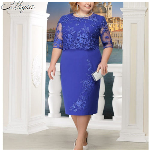Multi Season Dress (S - 5XL)
