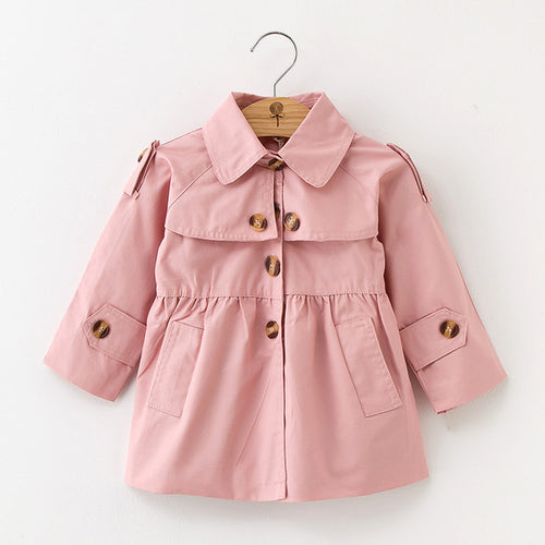 Trench Coat /Jacket/ Coat for Girls