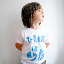 Load image into Gallery viewer, T-Rex is my pal Kids and toddler tee