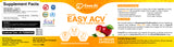 Vegan Easy ACV 500mg (60 tabs)