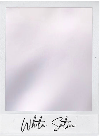 White Satin Swatch