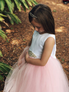 Emma Flower Girl Dress