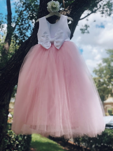 Image of Emma flower girl dress