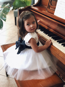 Ellen flower girl dress