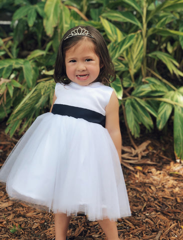 Image of Ellen flower girl dress