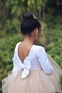 Olivia Flower Girl Dress