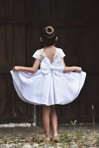 Image of Amelia flower girl dress