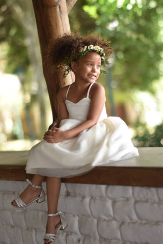 Annie flower girl dress