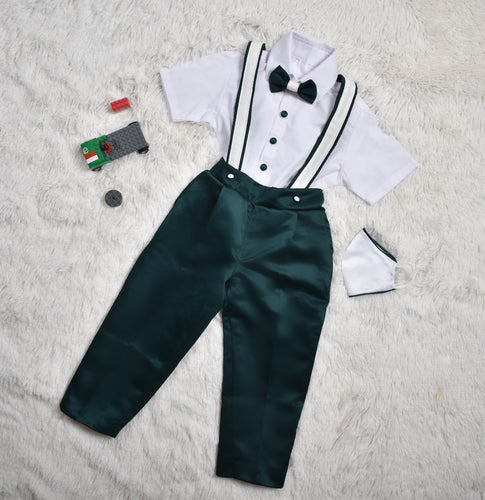 David ring bearer suit