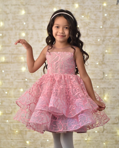 Abigail Girl Dress by Amata