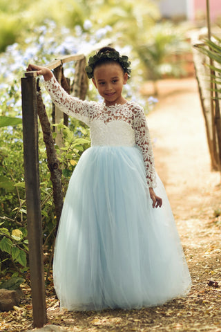 Image of Mia flower girl dress