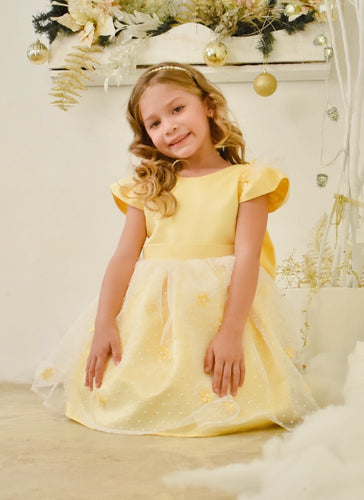 Camila Girl Dress by Amata