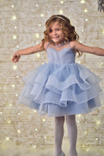 Load image into Gallery viewer, Riley Girl Dress by Amata