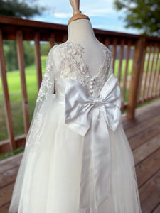 Chloe flower girl dress