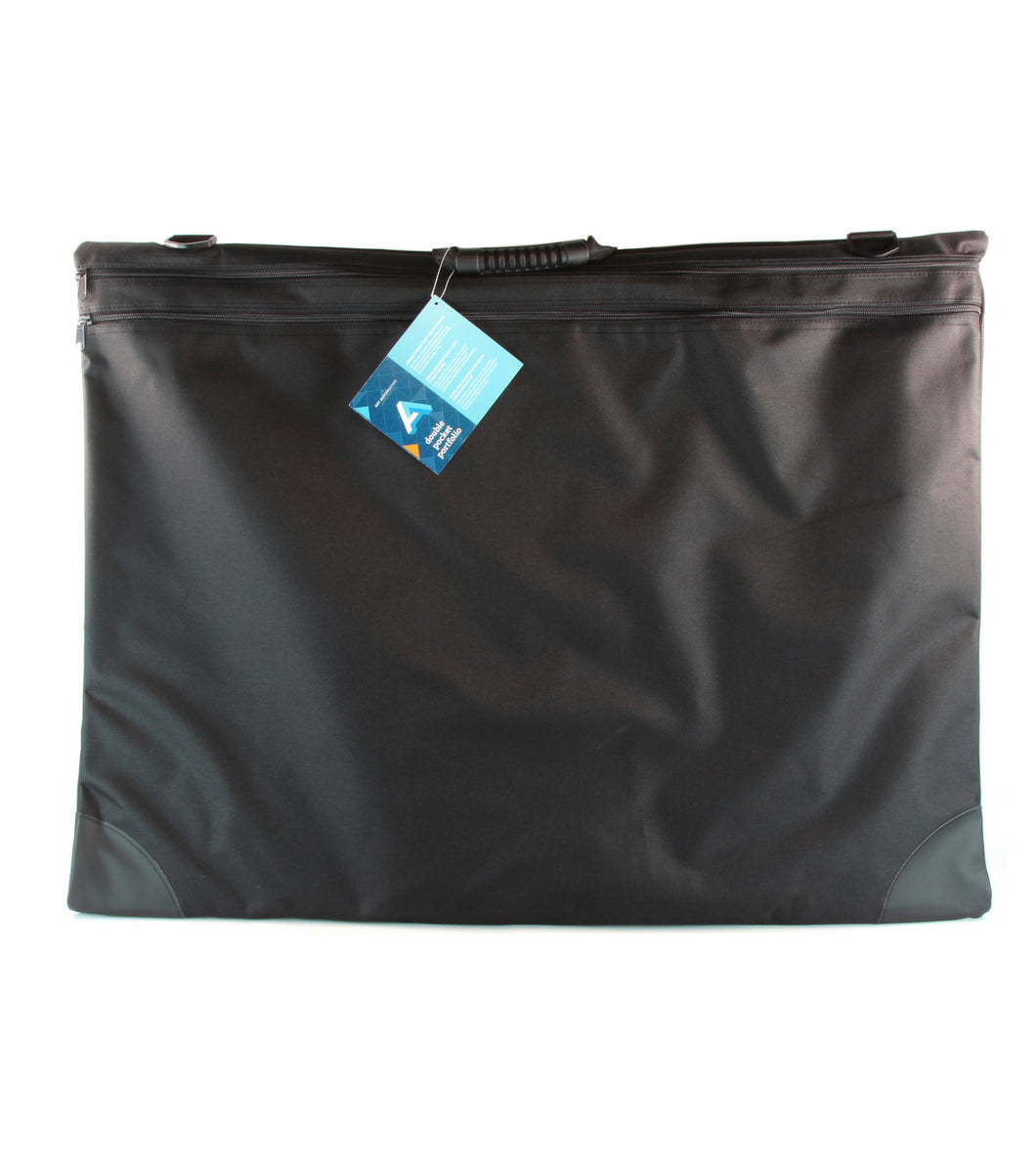 Art Alternatives Double Pocket Soft Side Portfolio