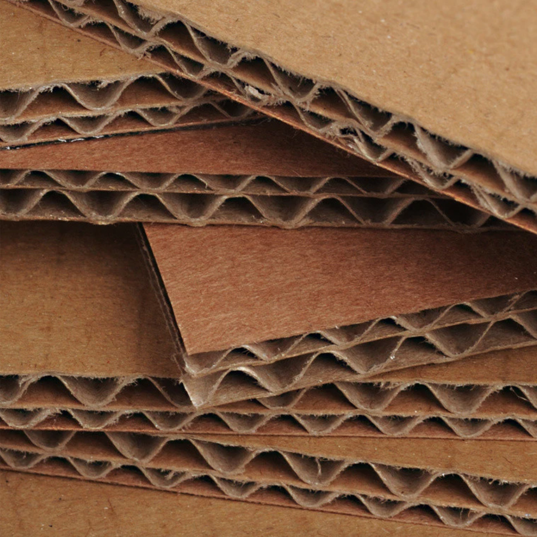 Double Ply Cardboard, Various Sizes